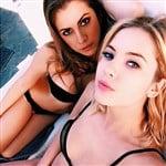 Ashley Benson Bikinis On Instagram