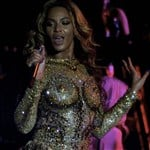 Beyonce Wears A Nipple Leotard