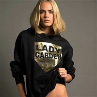 Cara Delevingne Shows Off Her Lady Garden