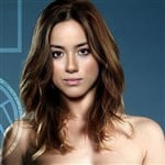 Chloe Bennet Posing Nude Pic