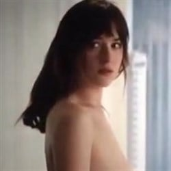 Dakota Johnson Nude And Sex Scenes From '50 Shades of Grey' Video