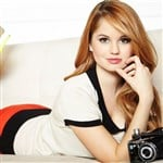 Debby Ryan Is Flat Broke