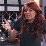 Debby Ryan Gives A Messy Handjob