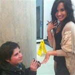 Demi Lovato Gets Engaged To Her Girlfriend