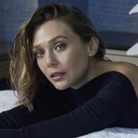Elizabeth Olsen Thong Ass Flash