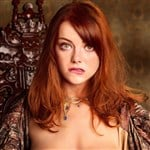 Emma Stone Showing Off Her Nude Body