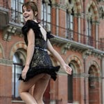 Emma Watson No Panties Butt Flash