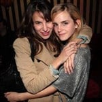 Emma Watson Caught Kissing Her Lesbian Lover