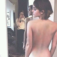 Emma Watson Nude Photo Of Her Ass Leaked
