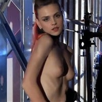 Emma Watson Stripping Naked And Orgasm Videos