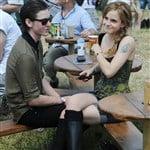 Emma Watson Sets Bad Example Gets A Tattoo