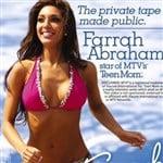 'Teen Mom' Farrah Abraham Sells Her Sex Tape For A Million