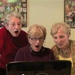 Video: Grandmas Watch Kim Kardashian Sex Tape