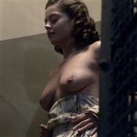 "Jenna Coleman Nude Sex Scene From ""Room At The Top"""