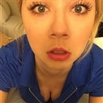 Jennette McCurdy Cleavage Pic For Twitter