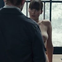 """Jennifer Lawrence Nude Scene From """"Red Sparrow"""" In HD"""