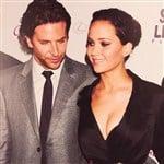Bradley Cooper Inspects Jennifer Lawrence's Breasts