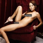 "Jennifer Lawrence Naked Pic For ""The Hunger Games"""