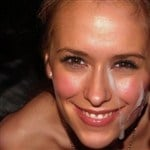 Jennifer Love Hewitt Takes A Facial With A Smile
