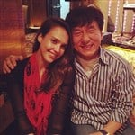 Jessica Alba Having An Affair With Jackie Chan