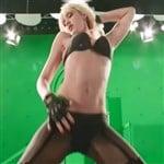 Jessica Alba Stripper Green Screen Video From 'Sin City 2'