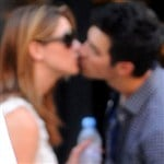 Joe Jonas Ashley Greene Kiss Staged