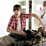 Diva Justin Bieber Tries To Raise The Dead