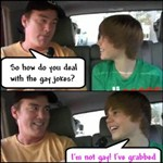 Justin Bieber Discusses Gay Jokes In A Interview