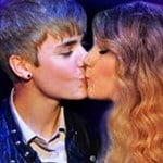 Justin Bieber And Taylor Swift Caught Kissing
