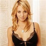 Kaley Cuoco In Valentines Day Lingerie On The Big Bang