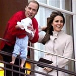 Kate Middleton & Prince William Show Off Their Baby Boy