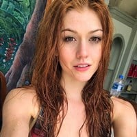Katherine McNamara Nude Masturbation Video