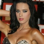 Katy Perry Flashes Cleavage In After Party Video