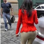 Kim Kardashian's Fat Ass Has Got Even Bigger