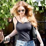 Lindsay Lohan's Tits Fit To Reenter Society