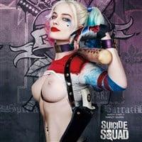 margot robbie s harley quinn suicide squad nude sex