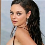 Mila Kunis Thong And Naked Pictures