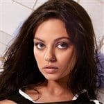 Mila Kunis Spread Naked In The Bathroom