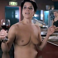 "Neve Campbell Nude Scene From ""I Really Hate My Job"""