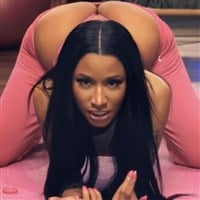 "Nicki Minaj ""Anaconda"" Porn Music Video"
