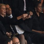 Obama Gets Cock Blocked At Mandela Memorial Service