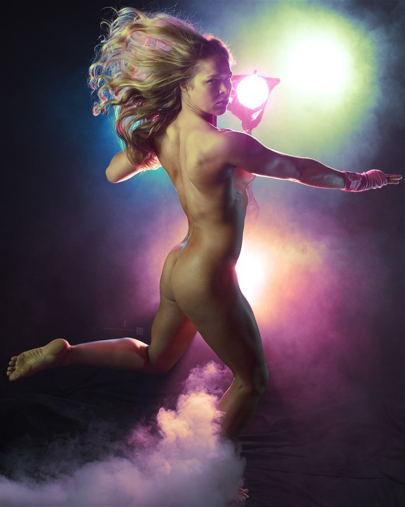 Lady gaga hot nude sexy pop music wall print poster au