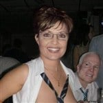 Sarah Palin Drunk Topless Photo Leaked