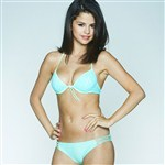 Selena Gomez's Enhanced Camel Toe Pic