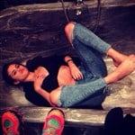 Selena Gomez Prepares To Receive A Golden Shower