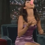 Selena Gomez Swallows A Dildo On TV