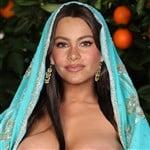 Sofia Vergara Topless Middle East Photo