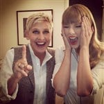Ellen Sexually Frustrates Taylor Swift