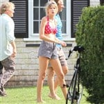 Taylor Swift Offends Kennedy Family With Slutty Bikini
