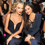 Taylor Swift & Selena Gomez Get Into A Cat Fight At The VMAs